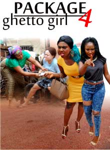 Packaged Ghetto Girls 4